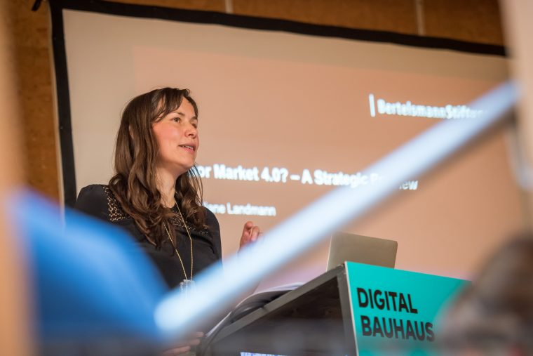 03.06.2016 Weimar: Digital Bauhaus Summit / dbs16 / Foto: Thomas Müller